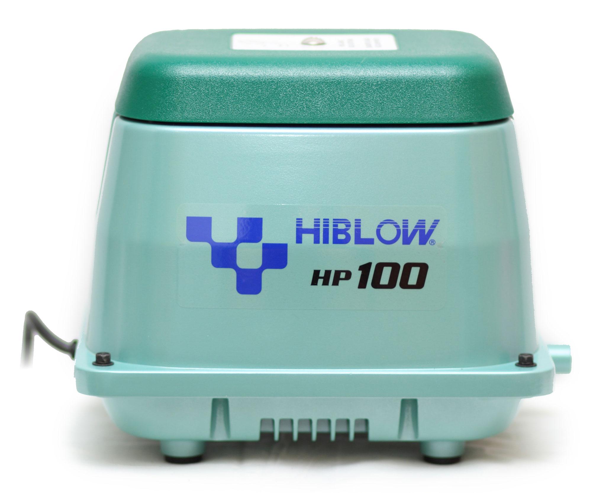hiblow hp 100