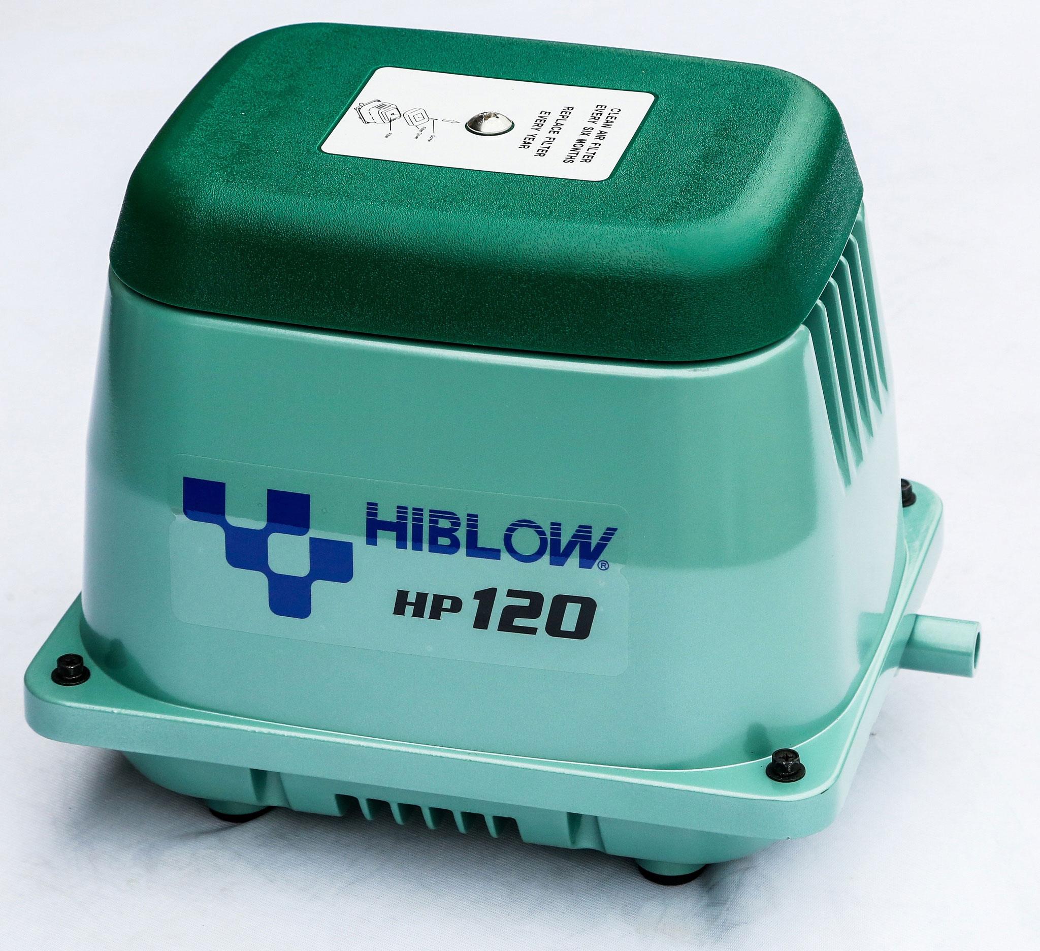 hiblow hp 120